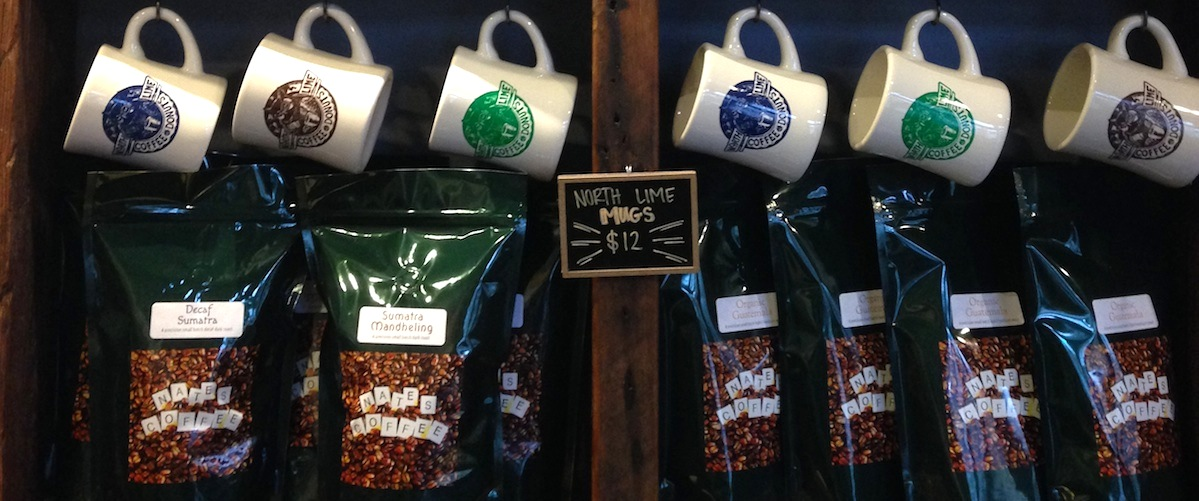 Whole Bean available at North Lime Coffee & Donuts
