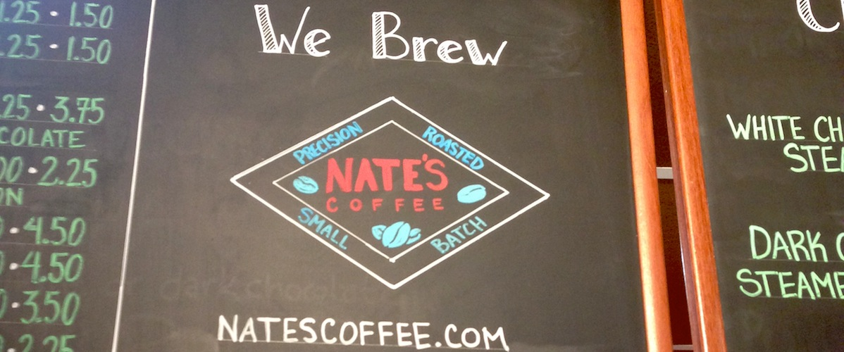 North Lime Clays Mill says We Brew Nate's